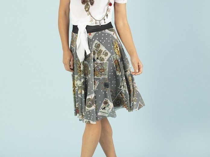 Tarot Card Skirt – Petit Pois