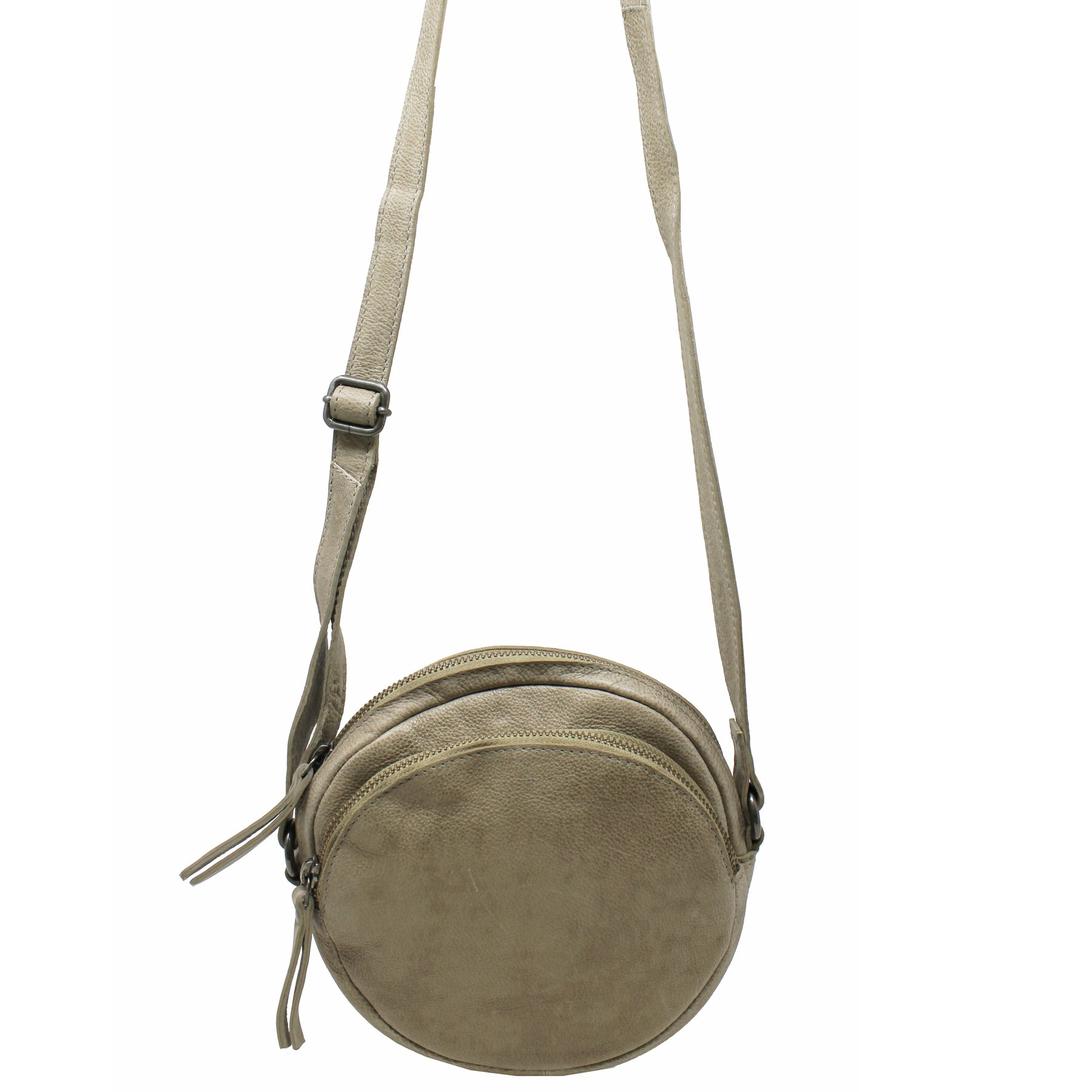 Pearl Leather Crossbody – Latico