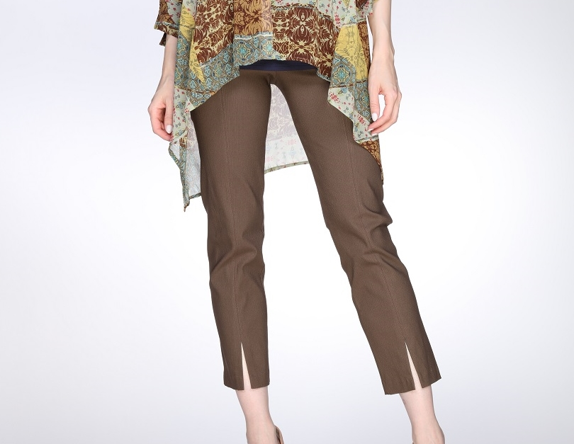 Front Seam Ankle Pant – Mesmerize