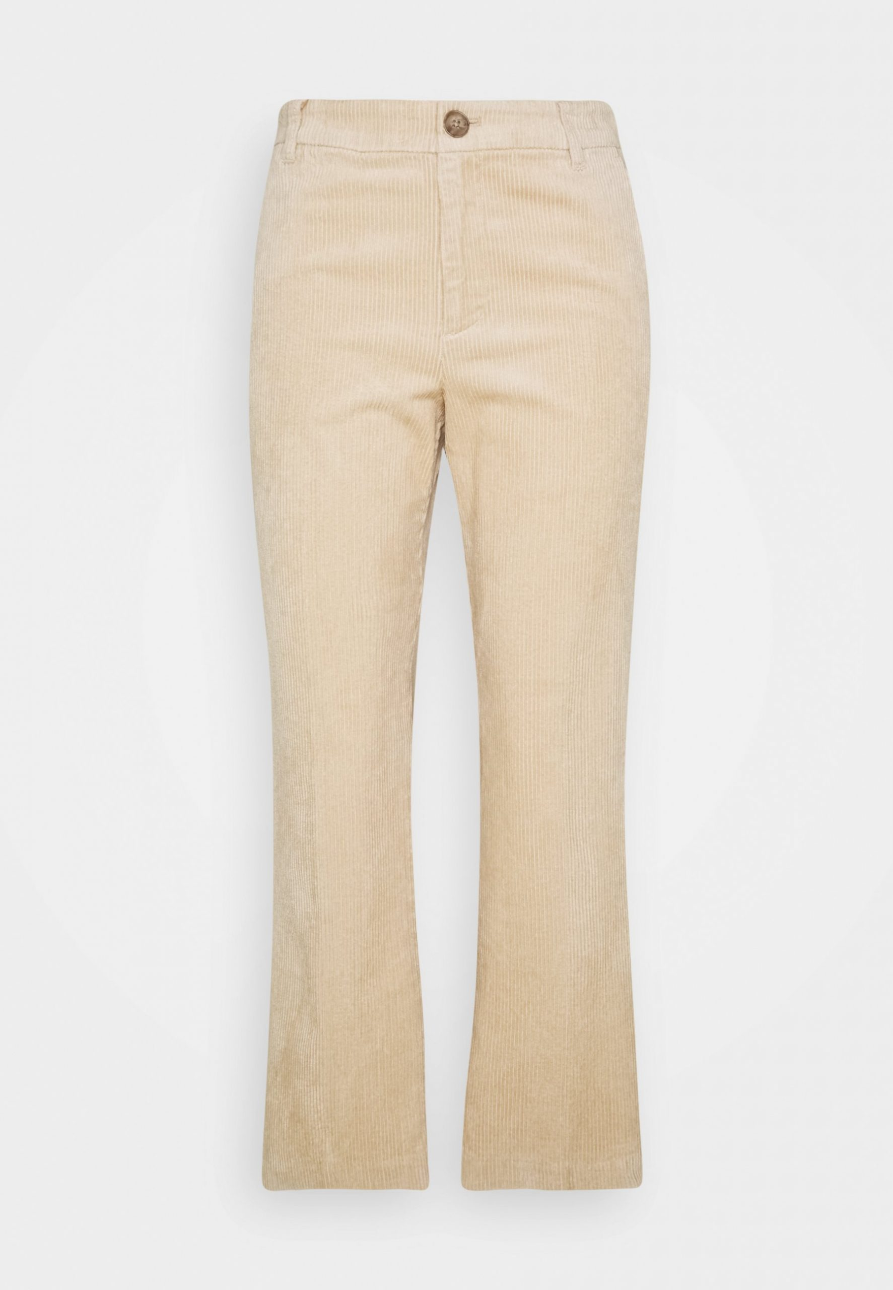 Classic Corduroy Cropped Trousers