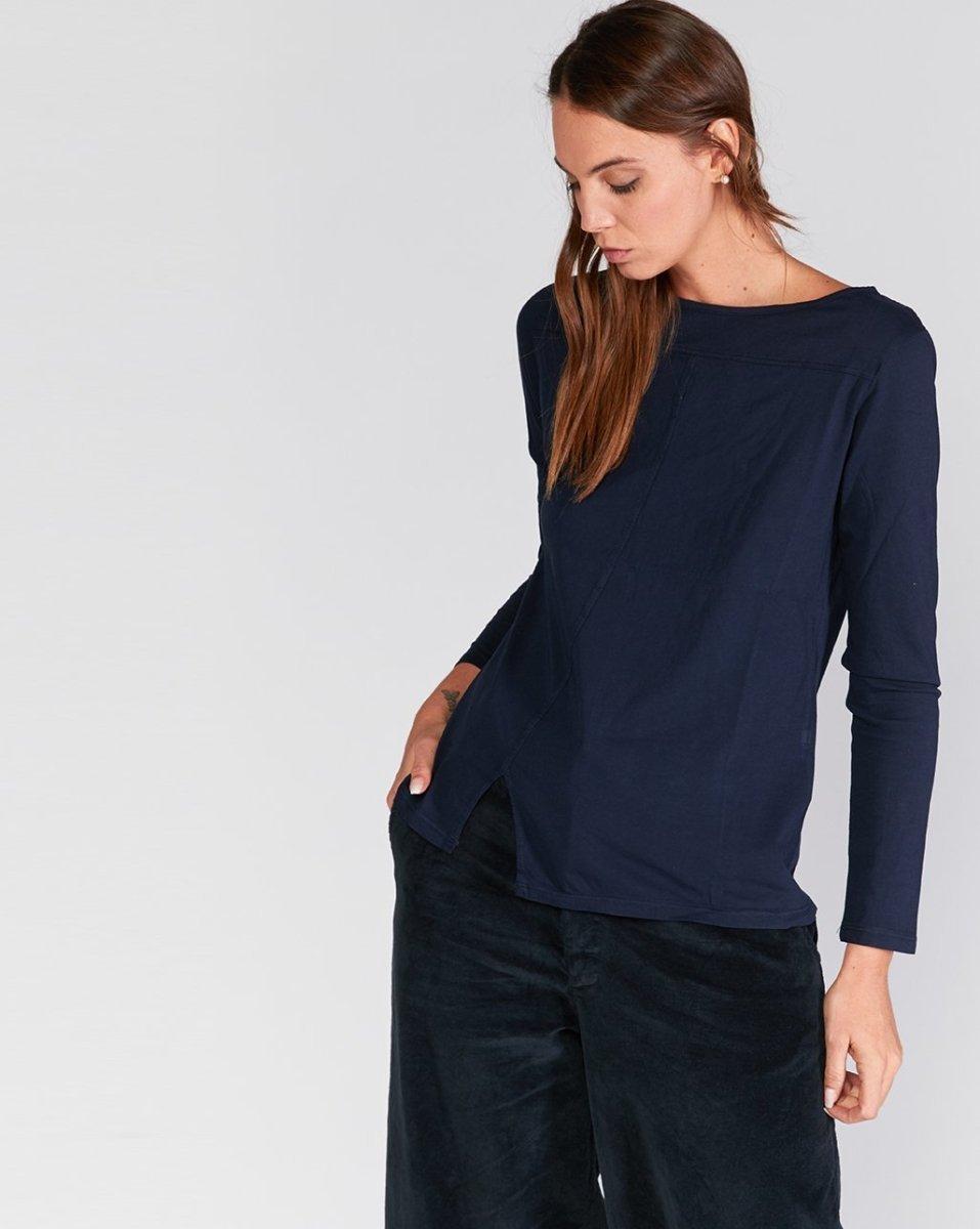 T-seam Cotton Shirt – Amici