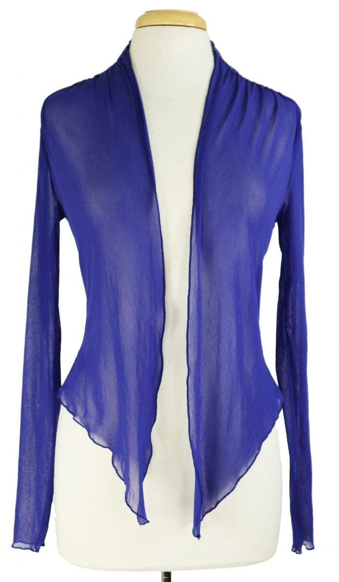 Long Sleeve Bolero Cover Up Jacket