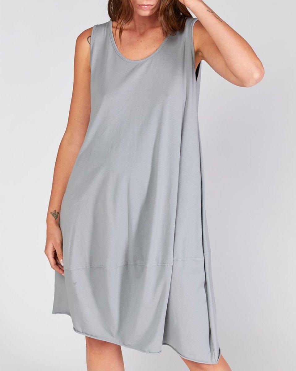 Lightweight Cotton Tank Dress